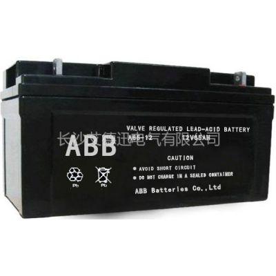 供应免维护铅酸蓄电池 ABB电池 ABB铅酸电池 长沙艾德迅电气