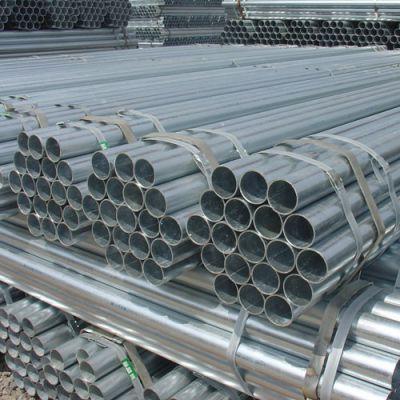天津镀锌钢管批发/Q235热镀锌焊管热销(4分--8寸)/镀锌带管批发