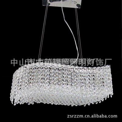 供应现代水晶吸顶灯批发 卧室灯 客厅灯 餐厅灯饰灯具1171