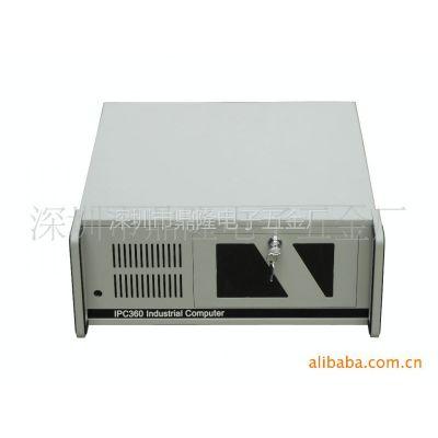 供应拓普龙IPC360工控机箱,4U工控机箱