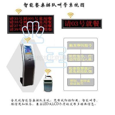 供应智能餐桌排队机,餐厅排座叫号机,壁挂式餐桌排队机