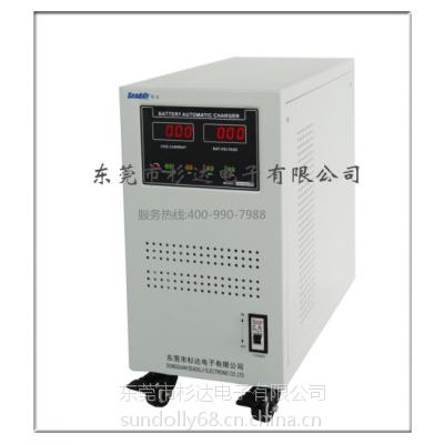 供应seadilly杉达KZA-100A/12V高效快速风冷充电机,硅整流充电机,全自动充电机