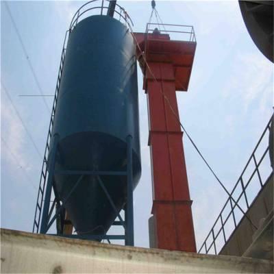 汇众板链挖斗式提升机 煤炭垂直上料机 锅炉添煤加料机