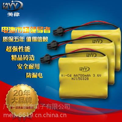 BYY 镍镉电池组 应急照明/遥控车玩具电池组 五号充电电池