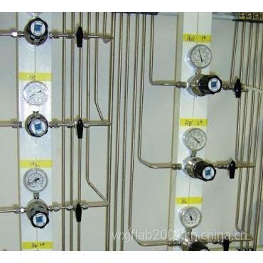供应实验室气路系统集中供气工程316L不锈钢材质