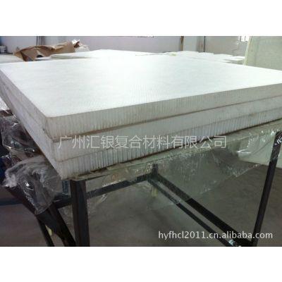 供应热塑性玻璃纤维复合蜂窝板