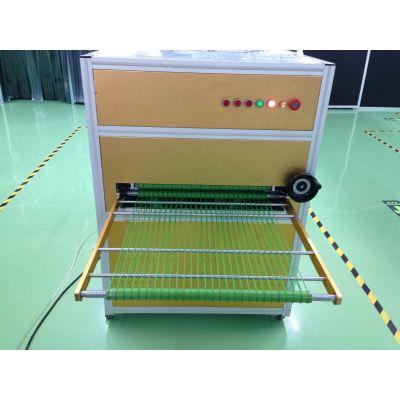思瑞电子设备吸塑托盘静电除尘设备