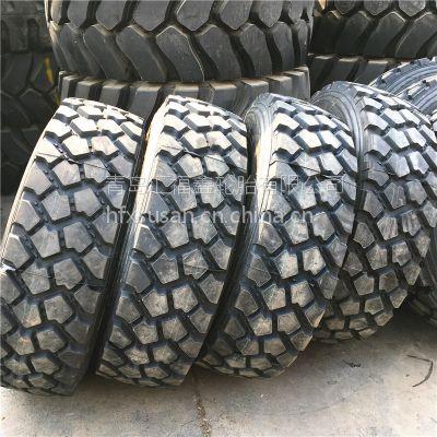 批发供应正品三角TRIANGLE 吊车轮胎365/85R20 TRY66