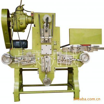供应铁线成型设备\线类成型机\打扣机\折弯机\压扁线机