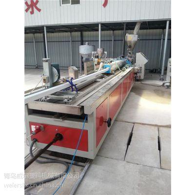 PVC石塑地板生产线|石塑地板机器|威尔塑料机械
