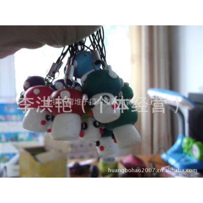 供应辽宁锦州鸿雁软陶种类 手机挂件 材质 软陶 民族风 男女通用