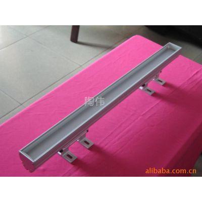 生产供应LED洗墙灯及洗墙灯外壳铝型材