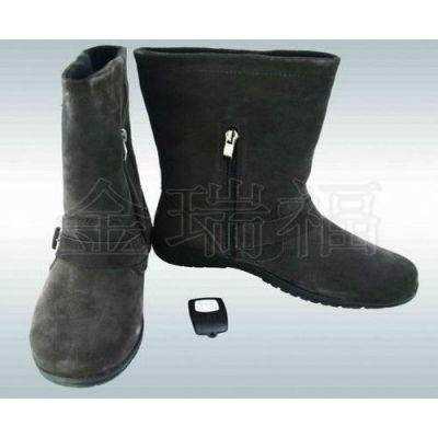 深圳厂家供应 真皮保暖鞋 金瑞福