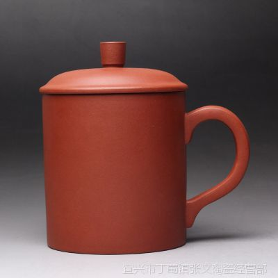 一公紫砂原产地直销100%黄龙山原矿紫砂无添加茶杯素雅杯清水泥