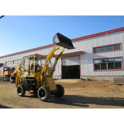 供应挖掘装载机  小型机械,,两头忙 挖掘机械