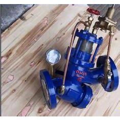 YQ98001-10/16C DN500 水力控制阀厂家|蒸汽减压阀厂家|压力调节阀厂家