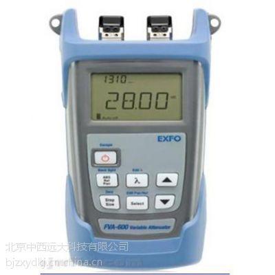 中西供应数显可调光衰减器(加拿大) 型号:EXFO-FVA-600库号:M251126
