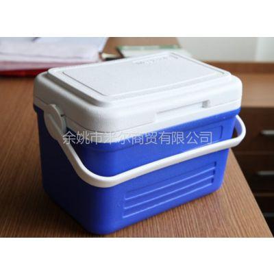 供应【精品推荐】6L便携式食品冷藏箱 户外用品 家庭日用 厂家直销