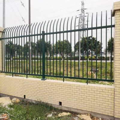 海南场隔离栏物流园区铁艺栅栏/海关锌钢护栏/厂家促销 炎泽网业