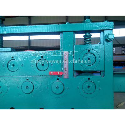 天津专业设备校平机 压瓦机厂家