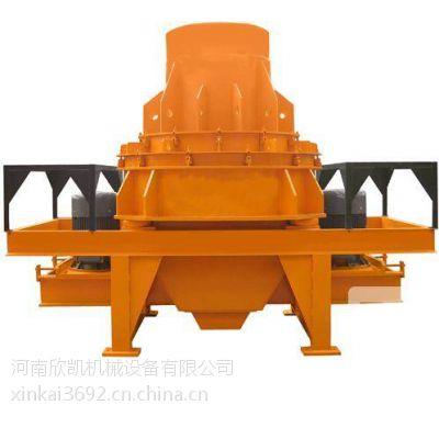 欣凯机械XK-T砂石生产线,配置高的鹅卵石制砂机