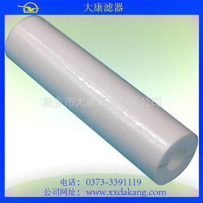 供应厂家供应不锈钢骨架水滤芯 熔喷滤芯