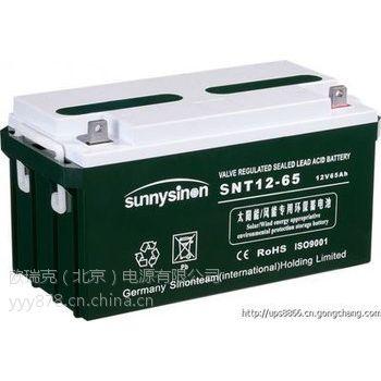 德国赛能蓄电池LNT12-65现货直销