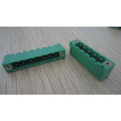 供应接线端子2EDGVM/RM-5.08terminal绿,铜环保