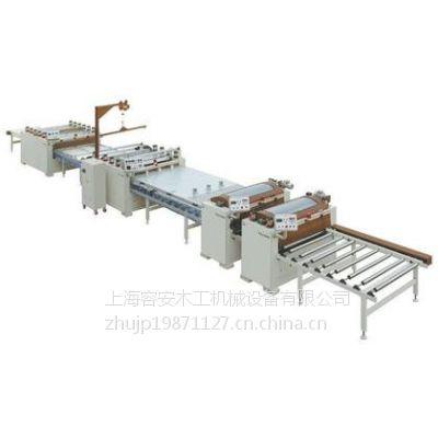 【上海安展机械出售PVC贴纸机生产线】