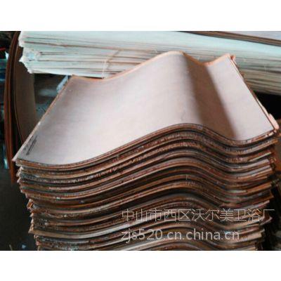 批发胶合弯板,曲木弯板,实木板加工,来图加工