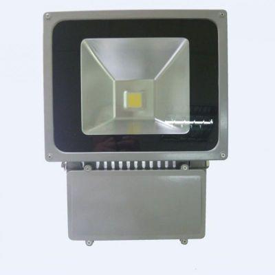 供应led投光灯100W led泛光灯 led户外广告灯 led集成灯具