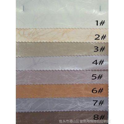 2015款皮革pu革 压纹金黄色皮革 软包革 装饰革