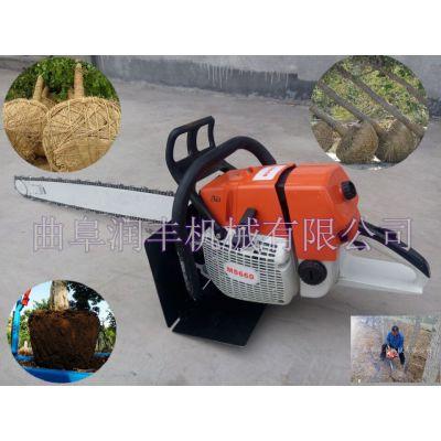 果园移植挖树机 轻便耐用型树木刨树机 代替铁锹挖树