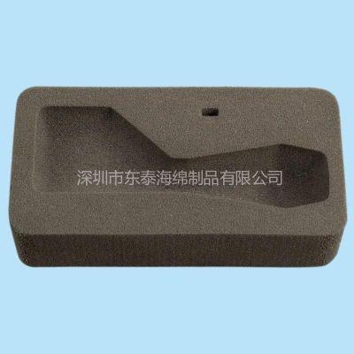 供应纸盒填充物海绵内衬,聚氨酯包装海绵
