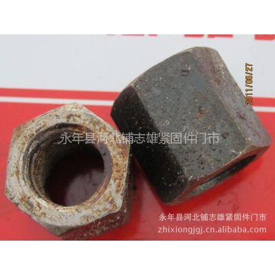 供应厂销 GB56 M18 特厚母、锚杆母、扭力母系列煤矿专用六角毛螺母