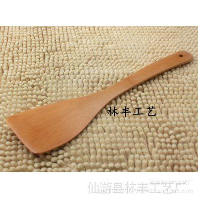 厂家直销批发供应优质木铲 荷木烹饪铲 32.5*7.5CM炒菜铲 锅铲