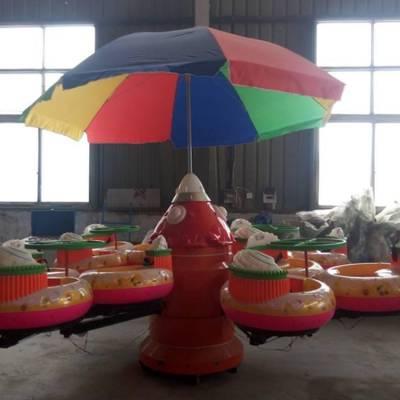 郑州心悦6座旋转动物厂家/玻璃钢熊出没动物座椅图片/河南熊出海游艺转椅价格