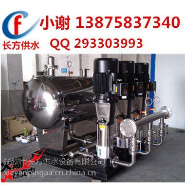 湖南长沙咸阳变频恒压供水设备品牌价格 中国供应商