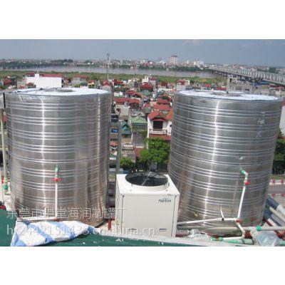 广州新塘格力空气能热水工程安装