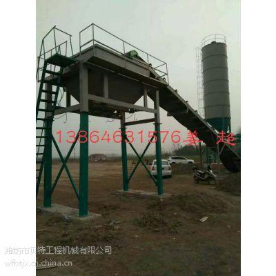 广州地区灰土拌合机、水稳料拌和站、厂家、价格