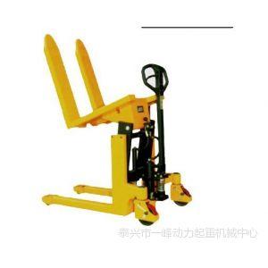 供应手动倾斜式堆高车 手动液压叉车 手动升降叉车 倾斜升降车