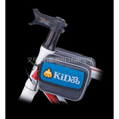 供应KD 精品自行车上管包 山地车公路车两侧马鞍包 高端面料防水