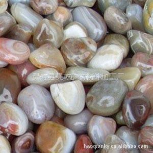 供应昊乾提供大量五彩鹅卵石,欢迎订购。【质量保证】