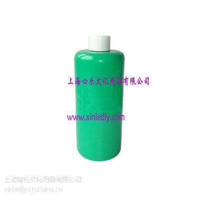 供应批发上海鹰伦牌650毫升丙烯颜料,石膏彩绘颜料,涂鸦画颜料