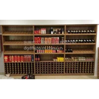 大沣DF-036中高端酒类木制精品超市货架