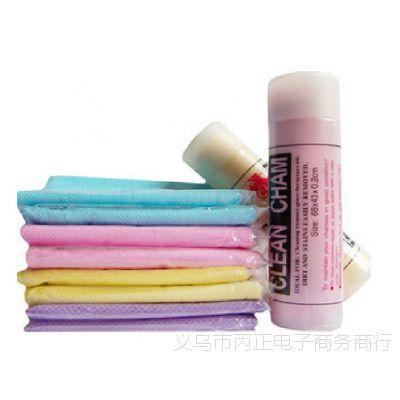 小号鹿皮巾 PVA洗车巾 压花鹿皮巾 擦车巾 洗车巾 干发巾美容巾