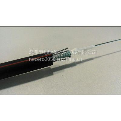 耐斯龙厂家直供8芯多模室外架空光缆GYXTW 室外铠装跳线 可定制