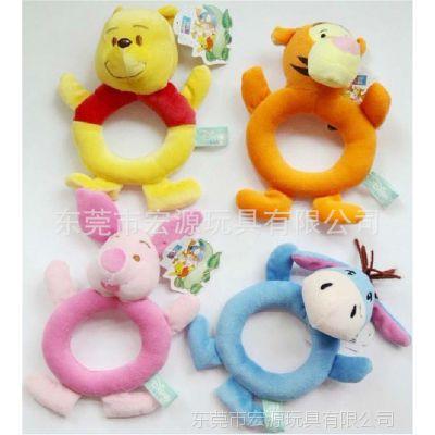 厂家专业设计生产婴童用品 婴儿玩具公仔 odm加工卡通摇铃