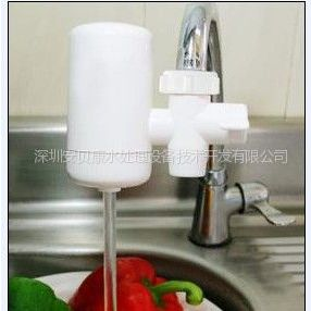 供应水龙头净水器/家用三重净化水龙头净水器/净水器配件厂家