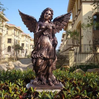 玻璃钢雕塑武士仿古仿铜雕塑中西方名门武将 中外历史人物雕塑